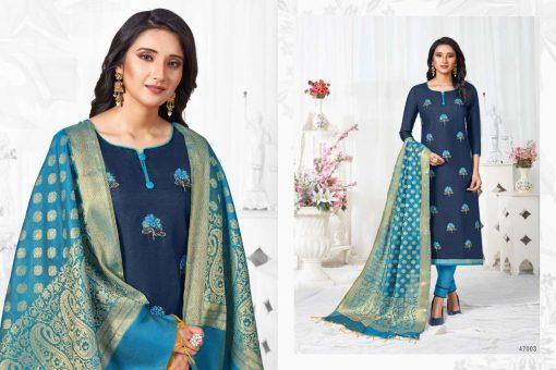 Raghav Nykaa Vol 3 Salwar Suit Wholesale Catalog 12 Pcs 5 510x340 - Raghav Nykaa Vol 3 Salwar Suit Wholesale Catalog 12 Pcs