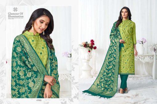 Raghav Nykaa Vol 3 Salwar Suit Wholesale Catalog 12 Pcs 8 510x340 - Raghav Nykaa Vol 3 Salwar Suit Wholesale Catalog 12 Pcs