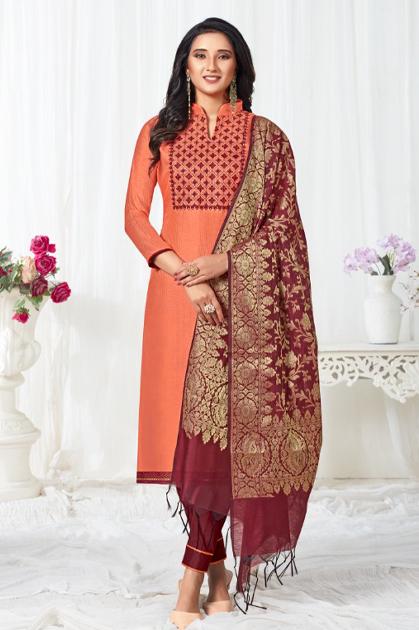 Raghav Nykaa Vol 3 Salwar Suit Wholesale Catalog 12 Pcs