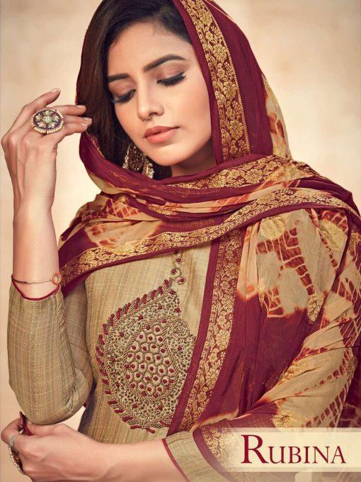 Raghav Rubina Salwar Suit Wholesale Catalog 12 Pcs 1 510x680 - Raghav Rubina Salwar Suit Wholesale Catalog 12 Pcs