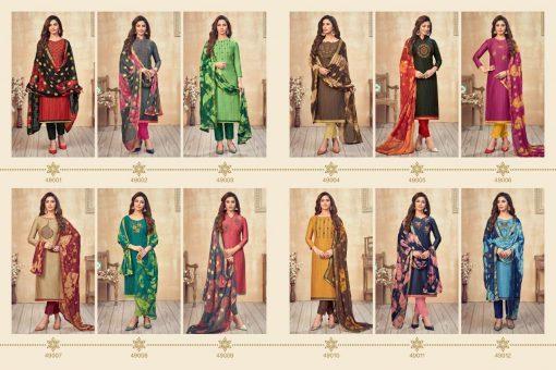 Raghav Rubina Salwar Suit Wholesale Catalog 12 Pcs 14 510x340 - Raghav Rubina Salwar Suit Wholesale Catalog 12 Pcs