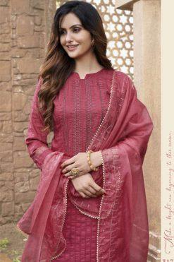 Rangoon Safron by Kessi Readymade Salwar Suit Wholesale Catalog 6 Pcs