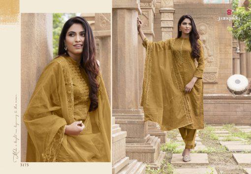 Rangoon Safron by Kessi Readymade Salwar Suit Wholesale Catalog 6 Pcs 4 510x353 - Rangoon Safron by Kessi Readymade Salwar Suit Wholesale Catalog 6 Pcs
