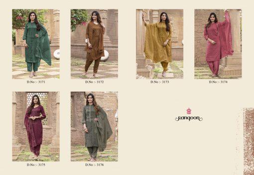 Rangoon Safron by Kessi Readymade Salwar Suit Wholesale Catalog 6 Pcs 8 510x353 - Rangoon Safron by Kessi Readymade Salwar Suit Wholesale Catalog 6 Pcs