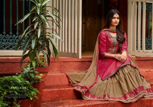 Rangoon Sangeet by Kessi Readymade Salwar Suit Wholesale Catalog 4 Pcs 3 510x359 - Rangoon Sangeet by Kessi Readymade Salwar Suit Wholesale Catalog 4 Pcs