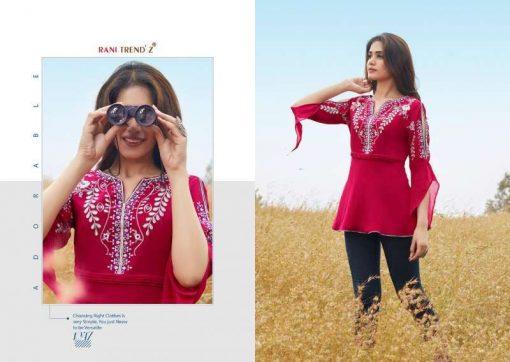 Rani Trendz Top Model Vol 6 Tops Wholesale Catalog 7 Pcs 5 510x362 - Rani Trendz Top Model Vol 6 Tops Wholesale Catalog 7 Pcs