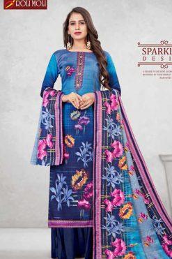 Roli Moli Kalki Vol 1 Pashmina Salwar Suit Wholesale Catalog 8 Pcs