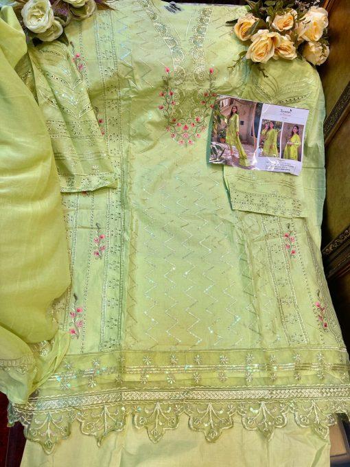 Serene Belle Ame Vol 2 Salwar Suit Wholesale Catalog 6 Pcs 10 510x680 - Serene Belle Ame Vol 2 Salwar Suit Wholesale Catalog 6 Pcs