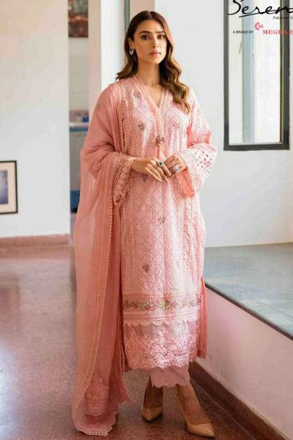 Serene Belle Ame Vol 2 Salwar Suit Wholesale Catalog 6 Pcs