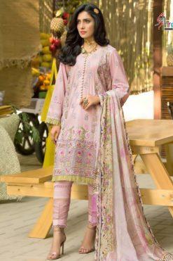 Shree Fabs Anaya Lawn Collection Vol 4 Salwar Suit Wholesale Catalog 6 Pcs