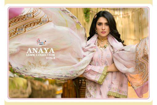 Shree Fabs Anaya Lawn Collection Vol 4 Salwar Suit Wholesale Catalog 6 Pcs 3 510x342 - Shree Fabs Anaya Lawn Collection Vol 4 Salwar Suit Wholesale Catalog 6  Pcs