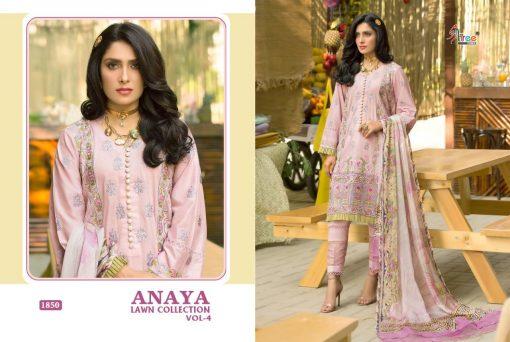 Shree Fabs Anaya Lawn Collection Vol 4 Salwar Suit Wholesale Catalog 6 Pcs 4 510x342 - Shree Fabs Anaya Lawn Collection Vol 4 Salwar Suit Wholesale Catalog 6  Pcs