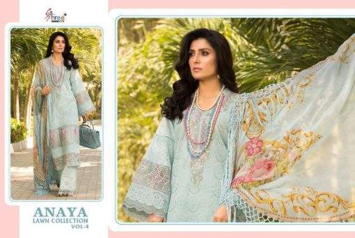 Shree Fabs Anaya Lawn Collection Vol 4 Salwar Suit Wholesale Catalog 6 Pcs 6 510x342 - Shree Fabs Anaya Lawn Collection Vol 4 Salwar Suit Wholesale Catalog 6  Pcs