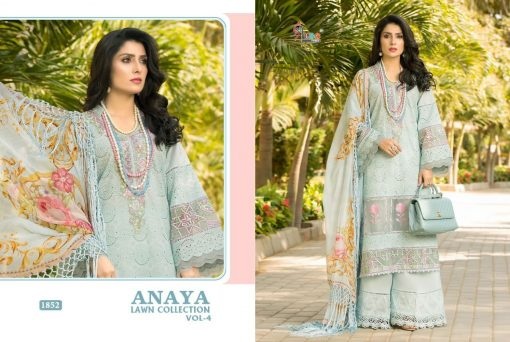 Shree Fabs Anaya Lawn Collection Vol 4 Salwar Suit Wholesale Catalog 6 Pcs 7 510x342 - Shree Fabs Anaya Lawn Collection Vol 4 Salwar Suit Wholesale Catalog 6  Pcs