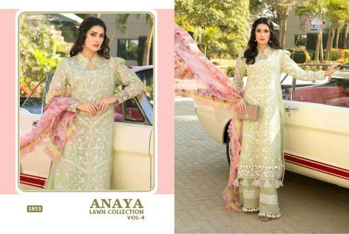 Shree Fabs Anaya Lawn Collection Vol 4 Salwar Suit Wholesale Catalog 6 Pcs 8 510x342 - Shree Fabs Anaya Lawn Collection Vol 4 Salwar Suit Wholesale Catalog 6  Pcs