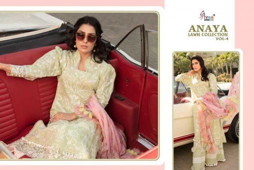 Shree Fabs Anaya Lawn Collection Vol 4 Salwar Suit Wholesale Catalog 6 Pcs 9 510x342 - Shree Fabs Anaya Lawn Collection Vol 4 Salwar Suit Wholesale Catalog 6  Pcs