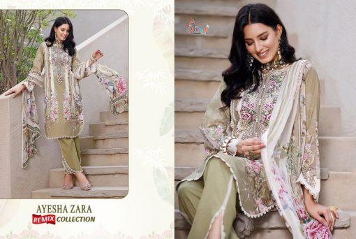 Shree Fabs Ayesha Zara Remix Collection Salwar Suit Wholesale Catalog 8 Pcs 10 510x342 - Shree Fabs Ayesha Zara Remix Collection Salwar Suit Wholesale Catalog 8 Pcs