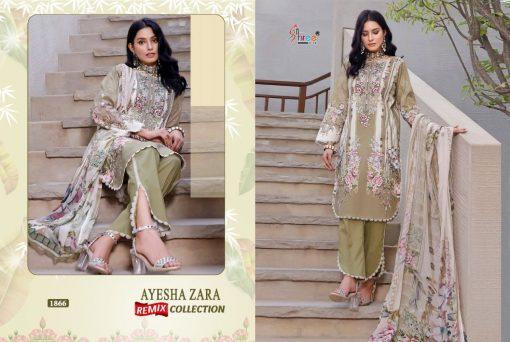 Shree Fabs Ayesha Zara Remix Collection Salwar Suit Wholesale Catalog 8 Pcs 11 510x342 - Shree Fabs Ayesha Zara Remix Collection Salwar Suit Wholesale Catalog 8 Pcs