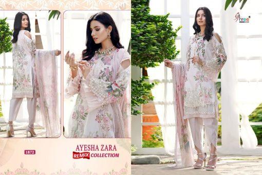Shree Fabs Ayesha Zara Remix Collection Salwar Suit Wholesale Catalog 8 Pcs 14 510x342 - Shree Fabs Ayesha Zara Remix Collection Salwar Suit Wholesale Catalog 8 Pcs