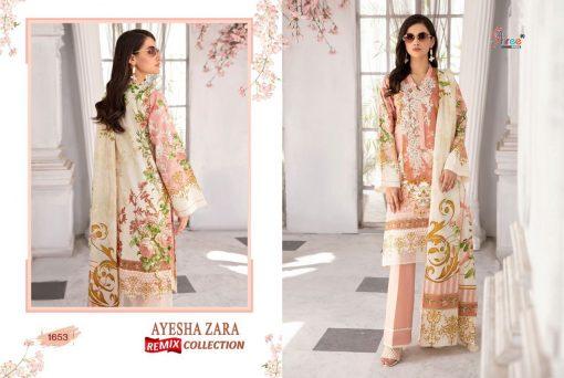 Shree Fabs Ayesha Zara Remix Collection Salwar Suit Wholesale Catalog 8 Pcs 2 510x342 - Shree Fabs Ayesha Zara Remix Collection Salwar Suit Wholesale Catalog 8 Pcs