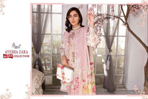 Shree Fabs Ayesha Zara Remix Collection Salwar Suit Wholesale Catalog 8 Pcs 4 510x342 - Shree Fabs Ayesha Zara Remix Collection Salwar Suit Wholesale Catalog 8 Pcs