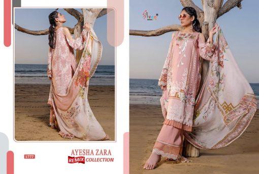Shree Fabs Ayesha Zara Remix Collection Salwar Suit Wholesale Catalog 8 Pcs 6 510x342 - Shree Fabs Ayesha Zara Remix Collection Salwar Suit Wholesale Catalog 8 Pcs