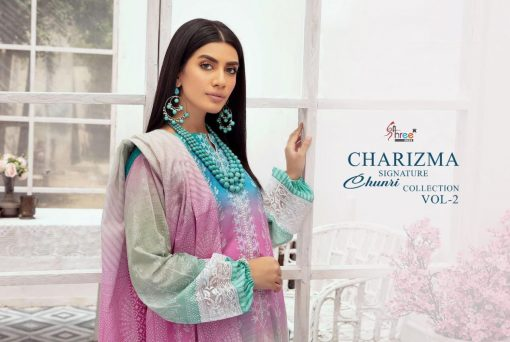 Shree Fabs Charizma Signature Chunri Collection Vol 2 Salwar Suit Wholesale Catalog 7 Pcs 14 510x342 - Shree Fabs Charizma Signature Chunri Collection Vol 2 Salwar Suit Wholesale Catalog 7 Pcs