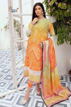 Shree Fabs Charizma Signature Chunri Collection Vol 2 Salwar Suit Wholesale Catalog 7 Pcs