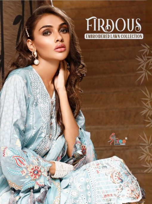 Shree Fabs Firdous Embroidered Lawn Collection Salwar Suit Wholesale Catalog 7 Pcs 1 510x684 - Shree Fabs Firdous Embroidered Lawn Collection Salwar Suit Wholesale Catalog 7 Pcs