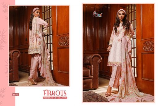 Shree Fabs Firdous Embroidered Lawn Collection Salwar Suit Wholesale Catalog 7 Pcs 12 510x342 - Shree Fabs Firdous Embroidered Lawn Collection Salwar Suit Wholesale Catalog 7 Pcs