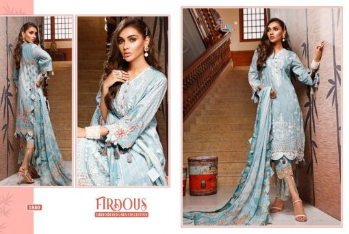 Shree Fabs Firdous Embroidered Lawn Collection Salwar Suit Wholesale Catalog 7 Pcs 13 510x342 - Shree Fabs Firdous Embroidered Lawn Collection Salwar Suit Wholesale Catalog 7 Pcs