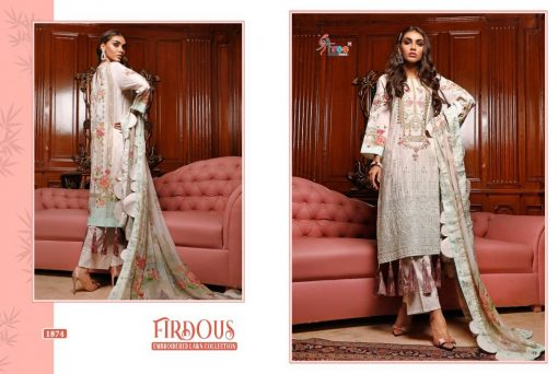 Shree Fabs Firdous Embroidered Lawn Collection Salwar Suit Wholesale Catalog 7 Pcs 3 510x342 - Shree Fabs Firdous Embroidered Lawn Collection Salwar Suit Wholesale Catalog 7 Pcs