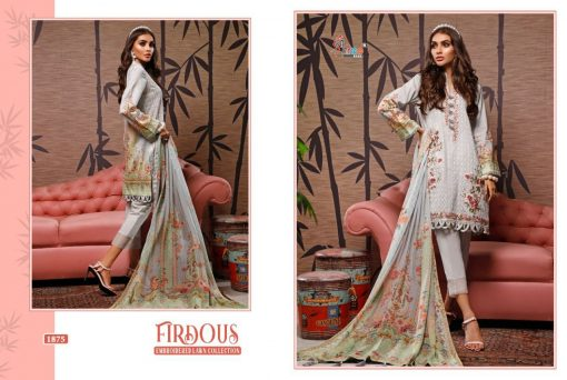 Shree Fabs Firdous Embroidered Lawn Collection Salwar Suit Wholesale Catalog 7 Pcs 4 510x342 - Shree Fabs Firdous Embroidered Lawn Collection Salwar Suit Wholesale Catalog 7 Pcs