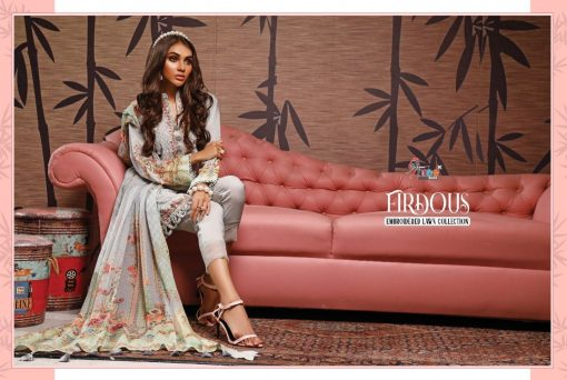 Shree Fabs Firdous Embroidered Lawn Collection Salwar Suit Wholesale Catalog 7 Pcs 5 510x342 - Shree Fabs Firdous Embroidered Lawn Collection Salwar Suit Wholesale Catalog 7 Pcs