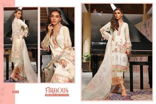Shree Fabs Firdous Embroidered Lawn Collection Salwar Suit Wholesale Catalog 7 Pcs 7 510x342 - Shree Fabs Firdous Embroidered Lawn Collection Salwar Suit Wholesale Catalog 7 Pcs