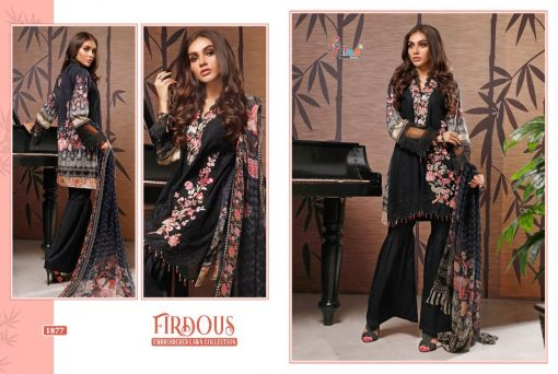 Shree Fabs Firdous Embroidered Lawn Collection Salwar Suit Wholesale Catalog 7 Pcs 8 510x342 - Shree Fabs Firdous Embroidered Lawn Collection Salwar Suit Wholesale Catalog 7 Pcs