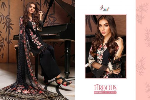 Shree Fabs Firdous Embroidered Lawn Collection Salwar Suit Wholesale Catalog 7 Pcs 9 510x342 - Shree Fabs Firdous Embroidered Lawn Collection Salwar Suit Wholesale Catalog 7 Pcs