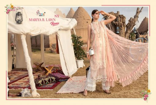 Shree Fabs Mariya B Lawn Remix NX Salwar Suit Wholesale Catalog 2 Pcs 1 510x342 - Shree Fabs Mariya B Lawn Remix NX Salwar Suit Wholesale Catalog 2 Pcs