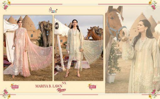 Shree Fabs Mariya B Lawn Remix NX Salwar Suit Wholesale Catalog 2 Pcs 5 510x316 - Shree Fabs Mariya B Lawn Remix NX Salwar Suit Wholesale Catalog 2 Pcs