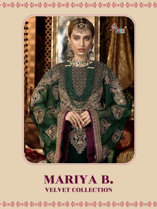 Shree Fabs Mariya B Velvet Collection Salwar Suit Wholesale Catalog 2 Pcs 1 510x680 - Shree Fabs Mariya B Velvet Collection Salwar Suit Wholesale Catalog 2 Pcs