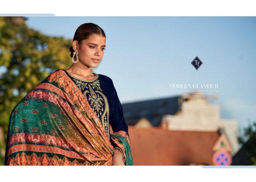 Tanishk Faiz Velvet Salwar Suit Wholesale Catalog 5 Pcs 1 510x363 - Tanishk Faiz Velvet Salwar Suit Wholesale Catalog 5 Pcs