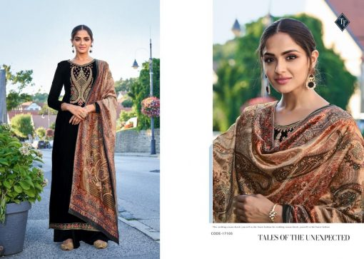 Tanishk Faiz Velvet Salwar Suit Wholesale Catalog 5 Pcs 10 510x363 - Tanishk Faiz Velvet Salwar Suit Wholesale Catalog 5 Pcs