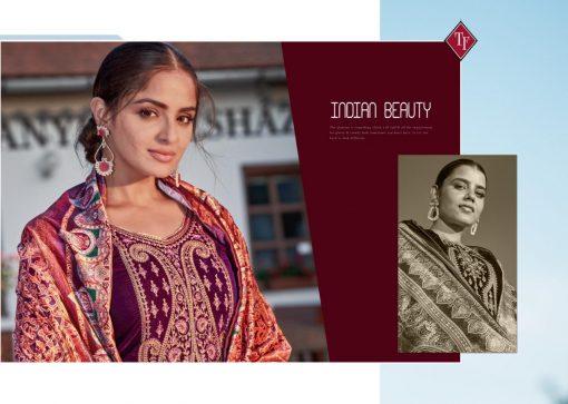 Tanishk Faiz Velvet Salwar Suit Wholesale Catalog 5 Pcs 6 510x363 - Tanishk Faiz Velvet Salwar Suit Wholesale Catalog 5 Pcs