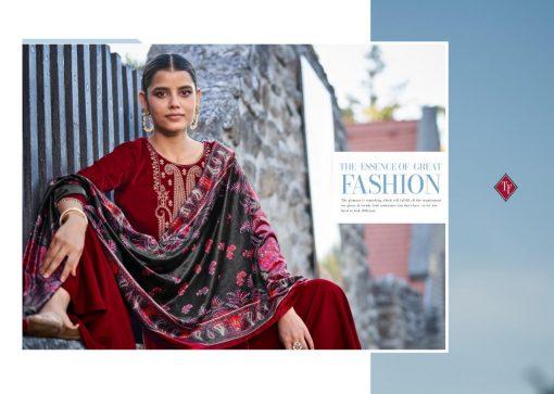 Tanishk Faiz Velvet Salwar Suit Wholesale Catalog 5 Pcs 7 510x363 - Tanishk Faiz Velvet Salwar Suit Wholesale Catalog 5 Pcs