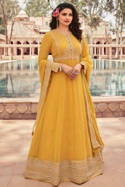 Vinay Kaseesh Attraction Prachi Desai Salwar Suit Wholesale Catalog 8 Pcs