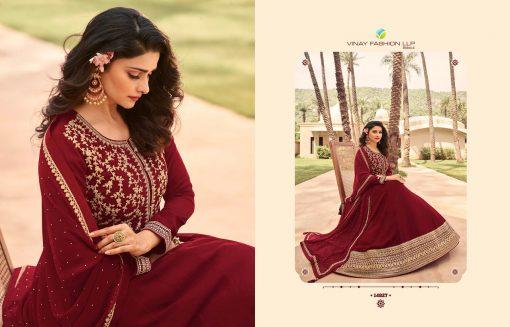 Vinay Kaseesh Attraction Prachi Desai Salwar Suit Wholesale Catalog 8 Pcs 4 1 510x327 - Vinay Kaseesh Attraction Prachi Desai Salwar Suit Wholesale Catalog 8 Pcs