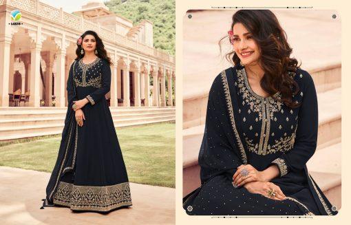 Vinay Kaseesh Attraction Prachi Desai Salwar Suit Wholesale Catalog 8 Pcs 8 1 510x327 - Vinay Kaseesh Attraction Prachi Desai Salwar Suit Wholesale Catalog 8 Pcs