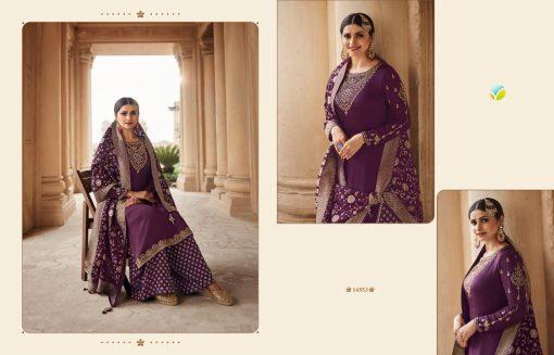 Vinay Kaseesh Benchmark Vol 2 Prachi Desai Salwar Suit Wholesale Catalog 8 Pcs 15 510x327 - Vinay Kaseesh Benchmark Vol 2 Prachi Desai Salwar Suit Wholesale Catalog 8 Pcs