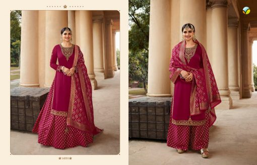 Vinay Kaseesh Benchmark Vol 2 Prachi Desai Salwar Suit Wholesale Catalog 8 Pcs 19 510x327 - Vinay Kaseesh Benchmark Vol 2 Prachi Desai Salwar Suit Wholesale Catalog 8 Pcs