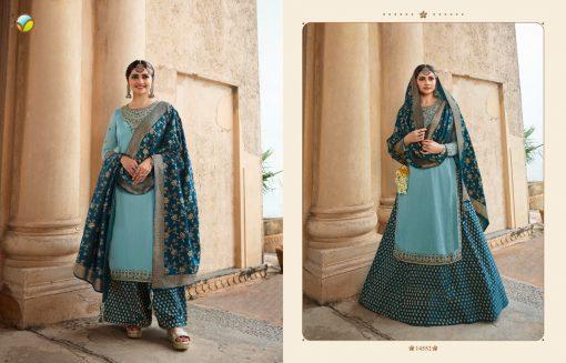 Vinay Kaseesh Benchmark Vol 2 Prachi Desai Salwar Suit Wholesale Catalog 8 Pcs 4 510x327 - Vinay Kaseesh Benchmark Vol 2 Prachi Desai Salwar Suit Wholesale Catalog 8 Pcs